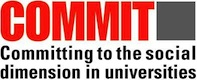 Commiting to the social dimension in universities